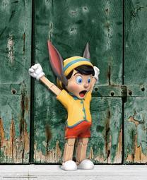 【撒旦玩具 SatanToys】預購 MJ 晨勃 勃起 小木偶 驢子 A Wood Awakening Donkey