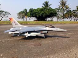 【崇武--RC Model】RC EDF-PNP版 國軍F-16/F-16 90mm 12葉 6S版 太陽神塗裝 現貨