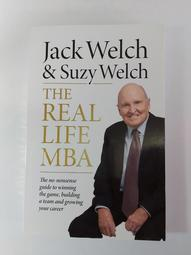 Jack Welch & Suzy Welch The REAL LIFE MBA 近全新書
