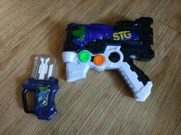 出清 日版 現況品  假面騎士EX-AID  DX手把左輪鎗+DX射擊玩家卡匣