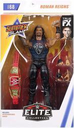 [美國瘋潮]正版WWE Roman Reigns Elite #68 Figure 環球冠軍RR大狗最新精華版公仔人偶