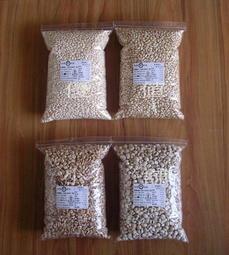 白米粒 胚芽米粒 小麥粒 薏仁粒  爆米粒 無糖 無油 無鹽 無添加物 純米粒 早餐 副食品