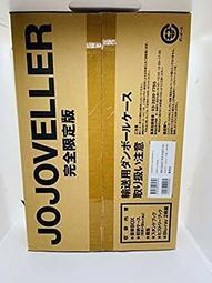 [代購]二手 附箱 日版 荒木呂飛彥 JOJO的奇妙冒險 25週年紀念畫集JOJOVELLER 豪華BOX 完全限定版