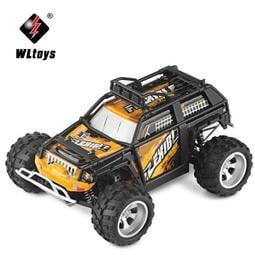 ◣瘋玩具◥A979-4 (公司版) 偉力1/18全地形4WD 2.4G遙控車/大腳車/攀岩車 50KM 1:18高速車