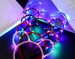 [愛團購iTogo] Led米奇髮箍|LED發光米奇髮箍|發光米奇耳朵|韓系米奇耳朵|閃光米奇髮圈