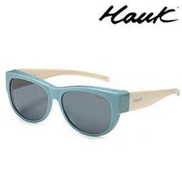 HAWK 偏光太陽套鏡(眼鏡族專用)HK1006-27