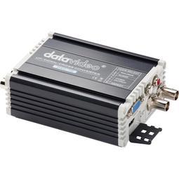 【環球影視】Datavideo DAC-70  洋銘科技 HD/SD影像格式轉換器 轉換器 SDI HDMI VGA