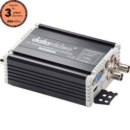 Datavideo DAC-70 洋銘科技 HD/SD影像格式轉換器 訊號轉換器 SDI HDMI VGA 1080P