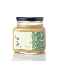 【三鳳】冷磨純白芝麻醬