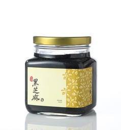 【三鳳】冷磨黑芝麻醬