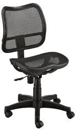 【南洋風休閒傢俱】時尚造型辦公椅系列-彈性網辦公椅 JX287-6
