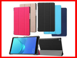 HUAWEI MediaPad M5 10.8吋專用卡斯特三折皮套 平板皮套【HW00002】