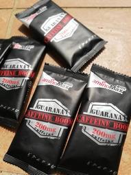 200mg 天然萃取咖啡因 邁克仕 Guarana Caffeine Boom  瓜拿納咖啡因膠囊