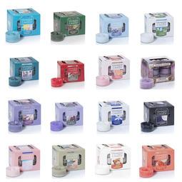 Yankee Candle 【代購All】芬香蠟燭 茶燭 9.8g/0.35oz 味道任選嘗試 多件組合優-盒裝