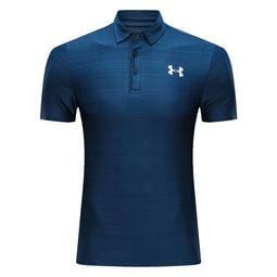 POLO阿莫短袖T 男子 高爾夫翻領短袖T 運動休閒透氣排汗速乾Polo衫