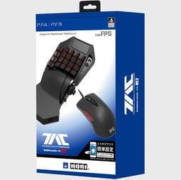 現貨新款特價~ HORI M2 PS4/PS3/PC 機械鍵盤/新版支持手機APP藍芽配置
