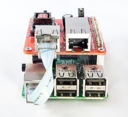【莓亞科技】樹莓派乙太網電源(Power Over Ethernet, 含稅現貨NT$1868)