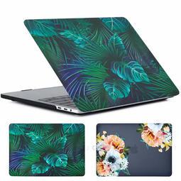 蘋果筆電 保護殼 Air Pro Retina A1708 A1706 電腦殼 電腦保護殼 熱帶叢林Mac殼