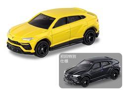 [預購] Tomica No. 16 Lamborghini Urus 藍寶堅尼 SUV 兩台一組