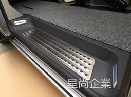 【呈尚企業】 福斯 T5 / T6 門檻  迎賓踏板 內踏板 雙門  防刮傷 LED白光  台灣製造