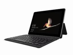 全新微軟Surface GO藍牙鍵盤皮套超薄一體式ABS藍牙鍵盤保護皮套輕巧方便實用 下標即送註音貼紙