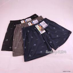 【艾樂比】台灣製 男平口褲 Hi-Cool機能性舒爽透氣 男性內褲 男性平口褲 男四角褲