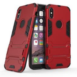 For Apple iphone X XR XS Max iX 蘋果 鋼鐵俠 手機支架 防摔手機殼 手機保護殼 保護套