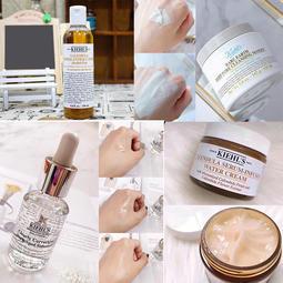 Kiehls 契爾氏 面膜 凍膜 面霜 臉部去角質 精華 精華液 修容 美白 保養 精油 卸妝 卸妝水 妝前乳