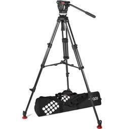環球影視-Sachtler 1018C Ace XL MS CF 專業錄影碳纖維三腳架組 公司貨