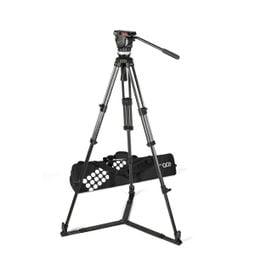 環球影視-Sachtler 1019C Ace XL GS CF 專業錄影碳纖維三腳架組 現貨 熱銷款!高載重8kg!