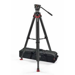 環球影視-Sachtler 1017MS 現貨 Ace XL FT MS 專業錄影碳纖維三腳架組 公司貨 新款腳架