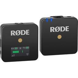 【環球影視】新產品限量熱買中!RODE Wireless GO 無線麥克風 rode麥克風 2.4G 鋰電池 USB充電