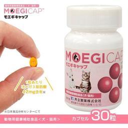 >幸福貓棧<日本共立製藥 貝節益30粒罐裝膠囊 寵物犬貓關節