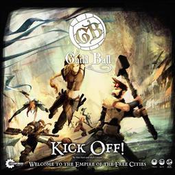【恐懼浪潮】公會鬪球 Guild Ball 開賽啦!雙人起始包 釀酒vs石匠 - 戰棋 精品 桌遊