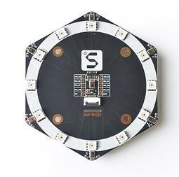 Sipeed 6+1Mic Array 聲源定位 波束成形 語音辨識 麥克風陣列