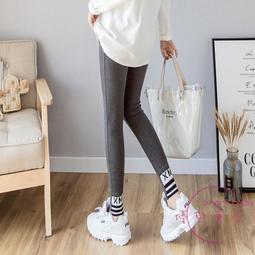 長褲 內搭褲女薄款外穿新品棉質灰色運動顯瘦春秋夏緊身褲字母-生活大師