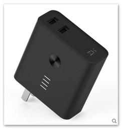 ZMI 紫米 行動電源 雙口充電器加上行動電源 二合一 快速充電 手機 平板通用 APB01