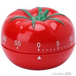 火爆促銷!!!小鬧鐘番茄鐘蕃茄時間管理倒計時器定時迷你簡約學生兒童創意可愛-極限SPORT