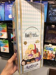 『現貨、日版』 Fate/Grand Order FGO 趴趴布偶吊飾 趴趴娃娃 vol.3 第3彈