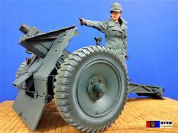 [環宇爭藏] 威龍 Dragon 1/6 二戰德軍 75mm le IG 18式輕步兵砲完成品 現貨