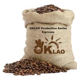 歐客佬 寮國 義式炭燒 咖啡豆 (1磅) 買2送1 (商品貨號:11010005) OKLAO