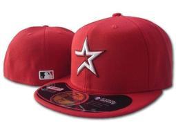 MLB 棒球帽 New Era 休斯頓航天器隊隊 平檐帽 尺碼帽