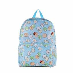 【現貨】可愛角落生物防潑水背包/雙肩包/旅行包/折疊背包