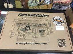 春田商社嚴選精品--FCC AR  Styled Training Weapon 鍛造槍身 PTW  Kit1
