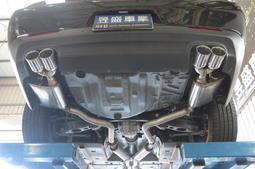 昱盛車業 道奇 Dodge challenger 改裝閥門 排氣管 渦輪 進氣管路 尾飾 多種項目