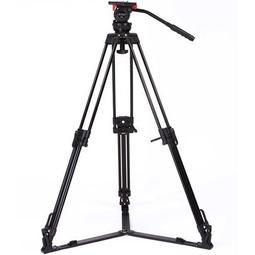【乙巧】BOTAI Prime3 攝錄影三腳架組 載重7kg 類Sachtler FSB6雲台