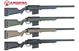 【阿爾斯工坊】ARES AMOEBA AS01 手拉空氣槍 狙擊槍 黑/沙/綠/灰 色