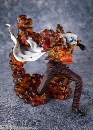 【玩具幻想家】7月商品 代理版 Figuarts Zero海賊王 海軍 三大將 赤犬