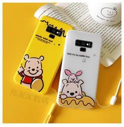 邦派】三星 Note10 10plus Note9 Note8 A60 A70 A80 手機殼 維尼熊 防摔 可愛 卡通